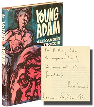 Young Adam (First UK Edition, inscribed in the year of publication): Trocchi, Alexander