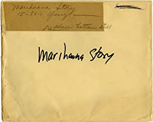 The Marihuana Story (Collection of 15 still photographs from the 1950 film)