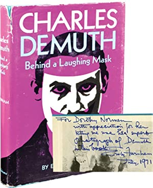 Charles Demuth: Behind a Laughing Mask (Signed First Edition, copy belonging to Dorothy Norman)