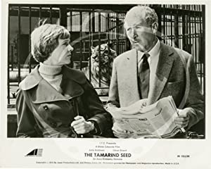 The Tamarind Seed (Original screenplay for the 1974 film, with six original film still photographs)...