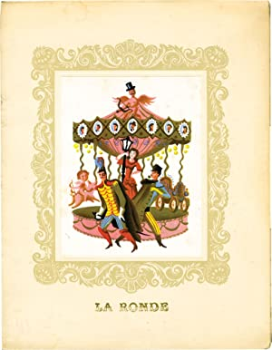 La Ronde (Original Pressbook for the 1950 film)