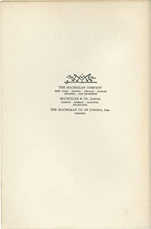 His Family (First Edition): Poole, Ernest