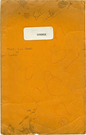 Gumshoe (Original screenplay for the 1971 film, with four original film stills)