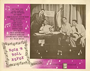 Rock 'n' Roll Revue [Harlem Rock 'n' Roll] (Complete set of 8 lobby cards from ...