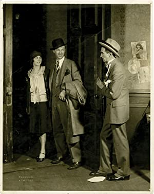 The Front Page (Photographs from the 1928 Broadway stage premiere): Hecht, Ben and Charles ...