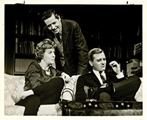 Who's Afraid of Virginia Woolf (Collection of 14 stills from the 1962 Broadway play): Albee, ...