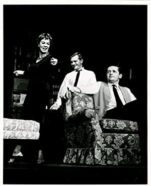 Who's Afraid of Virginia Woolf? (Collection of 14 stills from the 1962 Broadway play): Albee, ...