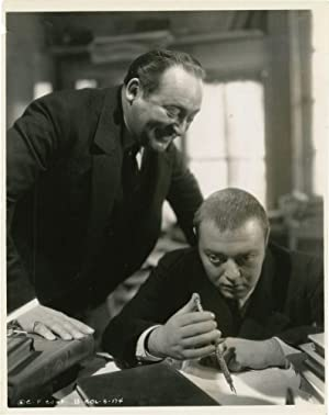 Crime and Punishment (Original double weight photograph from the 1935 film)