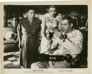Rear Window (Original photograph from the 1954 film)