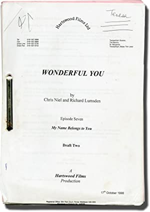 Complete archive of scripts for Wonderful You (Eleven original screenplays for all seven episodes ...