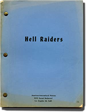 Suicide Battalion [Hell Raiders] (Original screenplay for the 1958 film): Cahn, Edward L. (director...