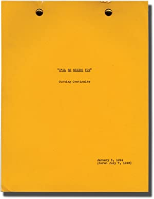 I'll Be Seeing You (Post-production Cutting Continuity script for the 1944 film)