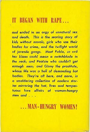 Sex Gang (First Edition): Vintage Paperbacks] Ellison, Harlan writing as Paul Merchant