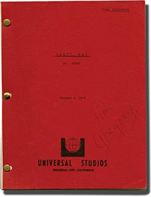 Shoot Out (Original screenplay for the 1971 film, James Gregory's copy): Hathaway, Henry (...