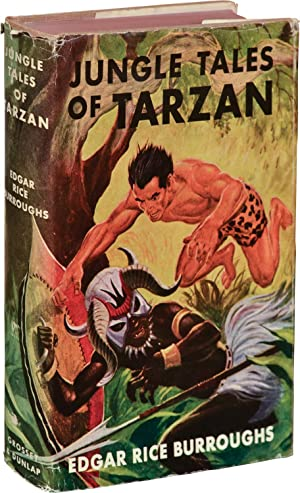 Jungle Tales of Tarzan (Hardcover): Burroughs, Edgar Rice