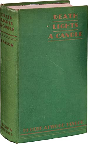 Death Lights a Candle (First Edition): Taylor, Phoebe Atwood