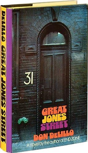 Great Jones Street (First Edition): Delillo, Don
