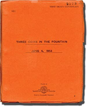 Three Coins in the Fountain (Original screenplay for the 1954 film)