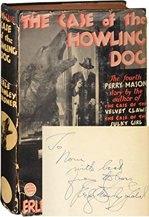 The Case of the Howling Dog (Signed First Edition)
