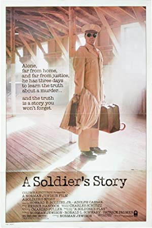 A Soldier's Story (Original poster for the 1984 film)