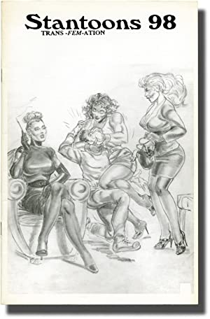 Stantoons (Archive of Five Original Erotic Illustrated Digests): Stanton, Eric