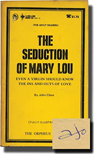 The Seduction of Mary Lou (First Edition, author's personal copy): Offutt, Andrew J. writing ...