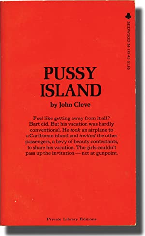 Pussy Island (First Edition): Offutt, Andrew J. writing as John Cleve