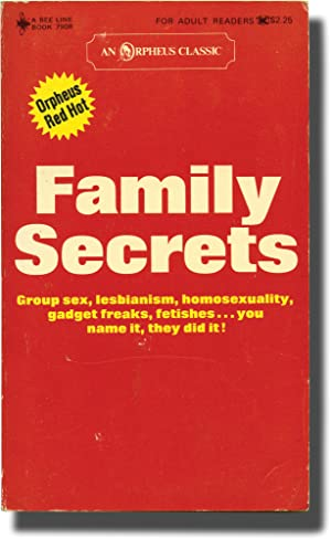 "Family ""Secrets"" (First Edition): Offutt, Andrew J. writing as John Cleve"