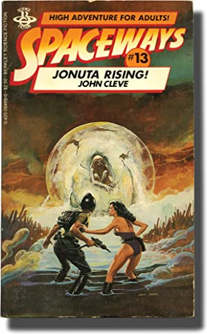 Spaceways: Volume 13 - Jonuta Rising (First Edition, inscribed in the year of publication): Offutt,...