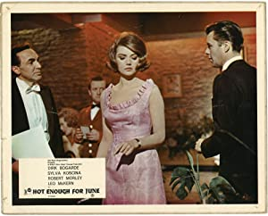 Agent 8 3/4 [Hot Enough for June] (Original photograph from the 1964 film): Thomas, Ralph (...