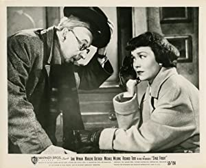 Stage Fright (Original photograph from the 1950: Hitchcock, Alfred (director);