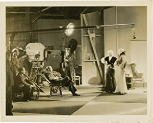 Are You Listening (Original photograph from the set of the 1932 pre-Code film): Beaumont, Henry (...