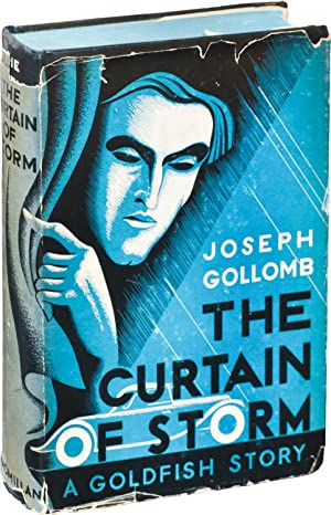 The Curtain of Storm (First Edition): Gollomb, Joseph