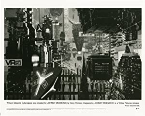Johnny Mnemonic (Collection of 14 original photographs from the 1995 film)