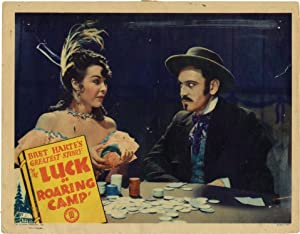 The Luck of Roaring Camp (Set of 8 lobby cards for the 1937 film): Willat, Irving (director); Bret ...