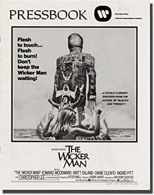 The Wicker Man (Original Pressbook for the 1973 film)