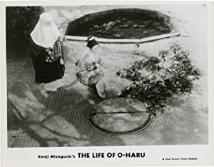 The Life of Oharu [The Life of O-Haru] (Original photograph from the 1952 film)