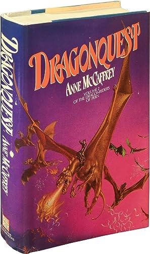 Dragonquest (First Edition): McCaffrey, Anne