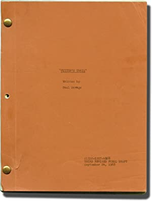 Cutter's Trail (Original screenplay for the 1970 television movie)