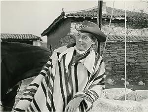 Legacy of the Incas (Three original photographs: Marischka, Georg (director,