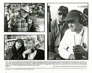 The Straight Story (Collection of four original photographs from the 1999 film)