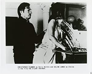 The Silent Partner (Three original photographs from the 1978 film)