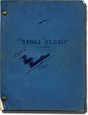 Brand of Fear [Range Rogues] (Original screenplay for the 1949 film, Marshall Reed's copy)