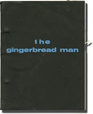 The Gingerbread Man (Original screenplay for an unproduced film)