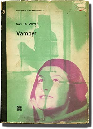 Vampyr: Biblioteca Cinematografica Series 2, No. 3 (Illustrated screenplay for the 1932 film)
