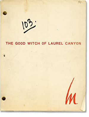 Tucker's Witch [The Good Witch of Laurel Canyon] (Original screenplay for the 1982 TV series, ...