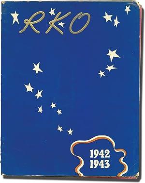 """RKO Radio Pictures 1942-1943 Annual: RKO's """"Victory Program"""": Film Studio Annuals] ..."""