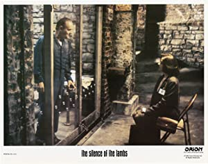 The Silence of the Lambs (Collection of 8 original lobby cards from the 1991 film)