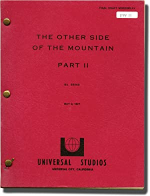 The Other Side of the Mountain, Part 2 (Original screenplay for the 1975 film)