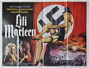 Lili Marleen (Original British poster for the 1981 film): Fassbinder, Rainer Werner (director, ...